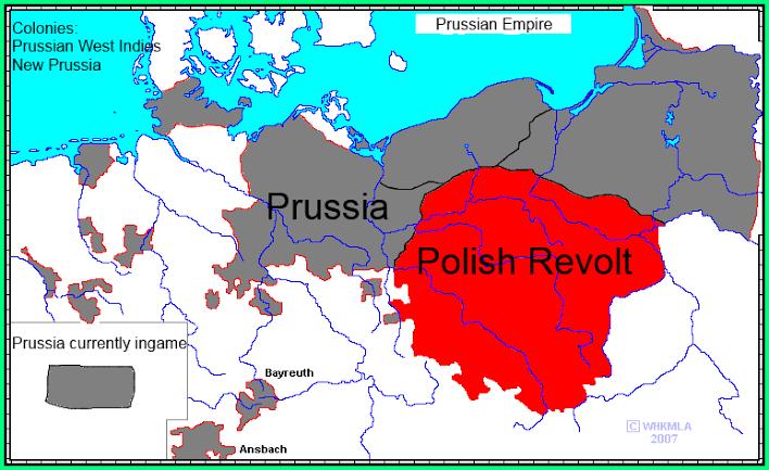 Sejarah Berakhir di Prussia